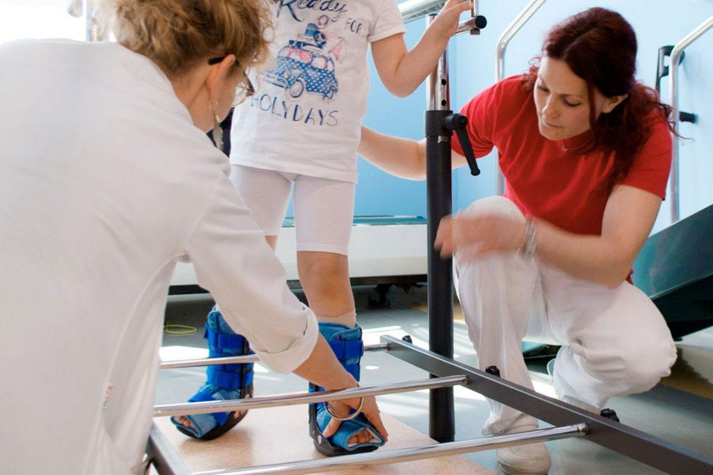 Riabilitazione pediatrica Torrino Mezzocammino